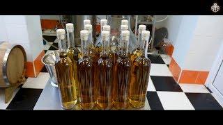 Приготовление джина (Часть 3). Выдержанный джин на щепе