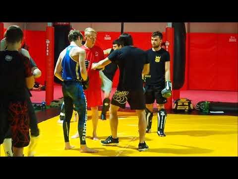 MMA z Anzorem Azhievem w WCA
