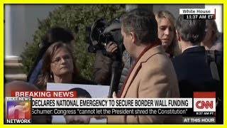Angel Mom Looks Jim Acosta DEAD In The Eyes & Responds With Answer He Didn't Want To Hear