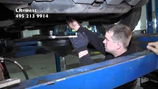 Техническое обслуживание Ленд Ровер ФРИЛЕНДЕР 2 (FREELANDER 2)(, 2014-09-04T13:06:11.000Z)