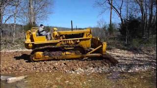 Bulldozer Fixing the