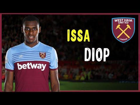 Issa Diop  - Tricks & goals • Passes • Defensive Skills  • West Ham | HD