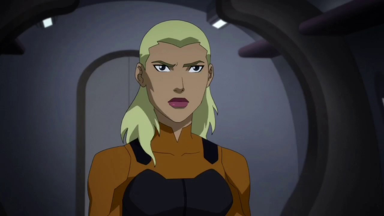 Young Justice Outsiders: Conversation between Artemis ...