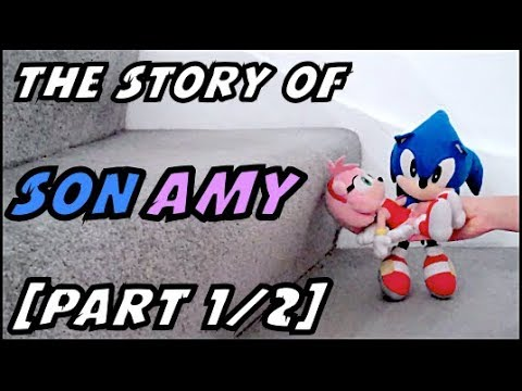 Sonic Plush Adventures - The Story of...