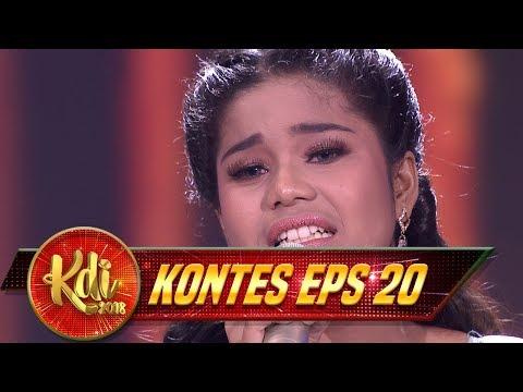 Delima VS Abi Dalam Tantangan Menyanyikan Lagu Ramadan [CINTA TERLARANG] - Kontes KDI Eps 20 (31/8) Mp3