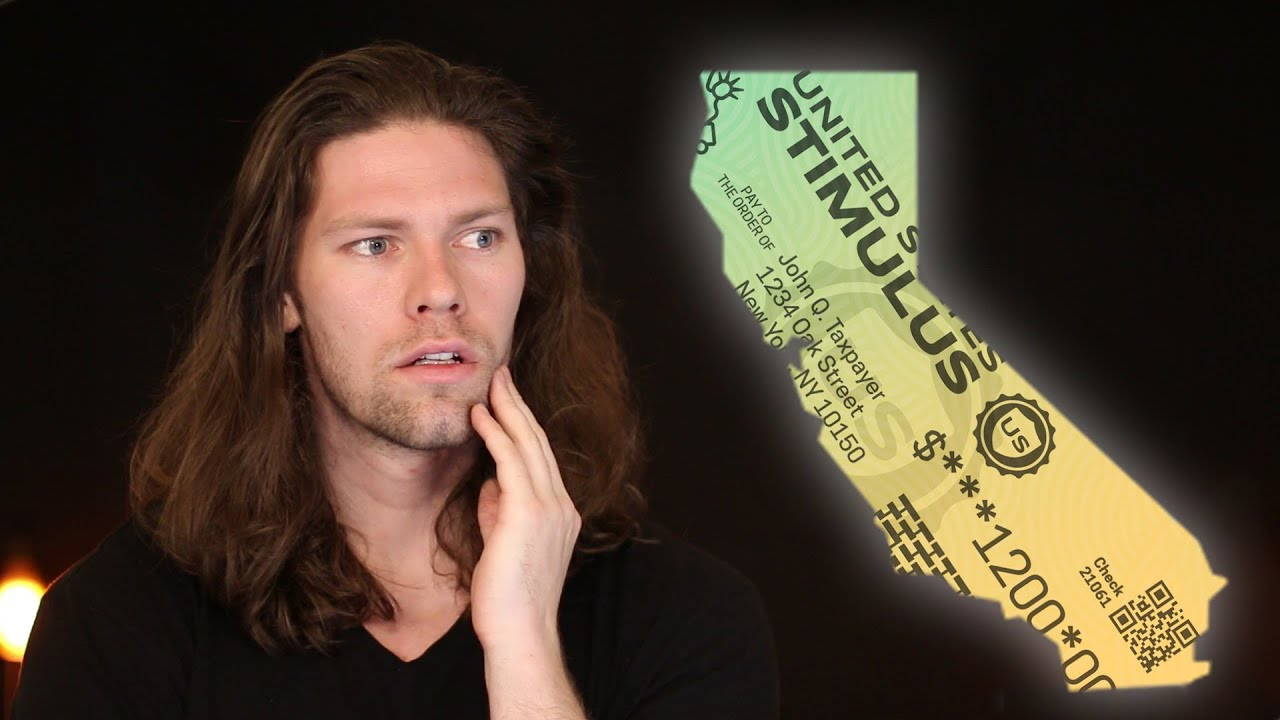 BREAKING: $600-$1200 Stimulus Checks PASSED in California