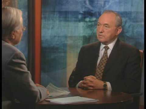 Bill Moyers: Richard Goldstone's (1) UN Report on Israel / Gaza