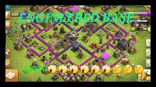 HOW TO MAKE ENGINEER BASE IN CLASH OF CLANS 2017 - WITHOUT USING ANY GEMS IN 2017 LATEST