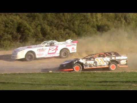 Street Stock Heat One | Genesee Speedway | 9-16-18