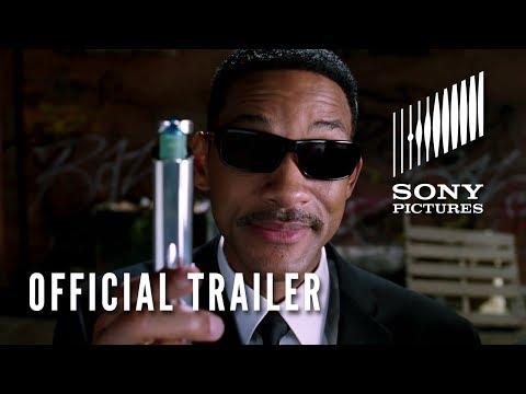 Men in Black 3 trailers
