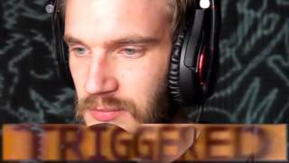PewDiePie - TRY NOT TO LAUGH CHALLENGE! 忍笑挑戰! (中文字幕)