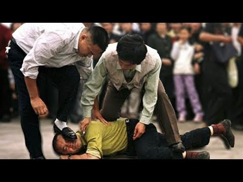 "Targeting Xinjiang ""Terrorists"" Is Not New Remember Falun Gong?  China Uncensored"
