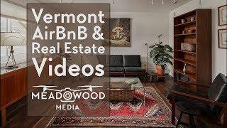 Burlington Vermont Airbnb Real Estate Video Tour