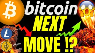 BITCOIN BREAKING OUT!!!? 6400 -  8000 NEXT? litecoin ethereum bitcoin price, analysis news, trading