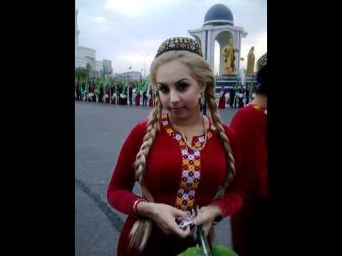 The best girls from Turkmenistan