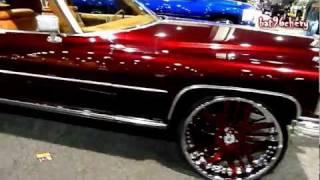 Ndywine Cadillac Coupe De Ville Asantis V103 Car Show