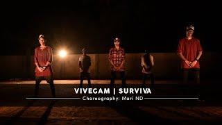 Vivegam - Surviva   Ajith Kumar   Anirudh Ravichander   Mari ND Choreography   MND Crew  
