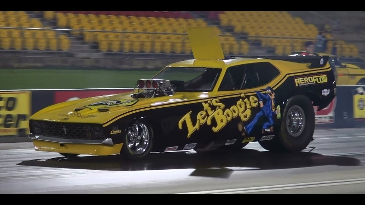 mustang funny boogie dragway lets
