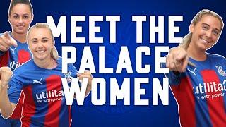 MEET THE PALACE WOMEN   20/21