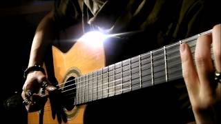 X JAPAN ENDLESS RAIN (Classical Guitar Solo)