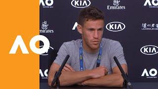 Diego Shwartzman press conference (4R) | Australian Open 2020