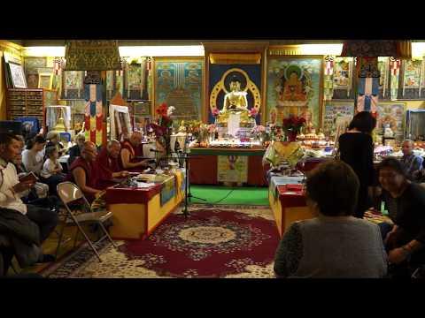 Nitsan Choephel Ling Buddhist Temple Zul 2017