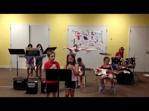 Rockband Session 1 - GAC 2015- The Beat Rockers performing