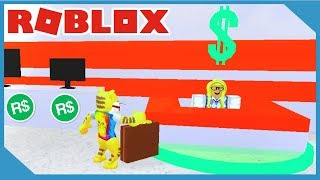 Spending All My Robux In Roblox Shopping Simulator