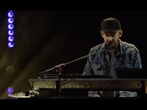 Linkin Park's Mike Shinoda plays new song Looking For An Answer at Chester tribute concert