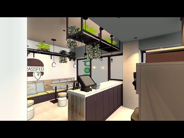 Grass Fed | Commercial Kitchen Design | Food Strategy