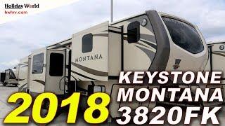 2018 Keystone Montana 3820FK - Fifth Wheel - Holiday World RV (855-462-9138)
