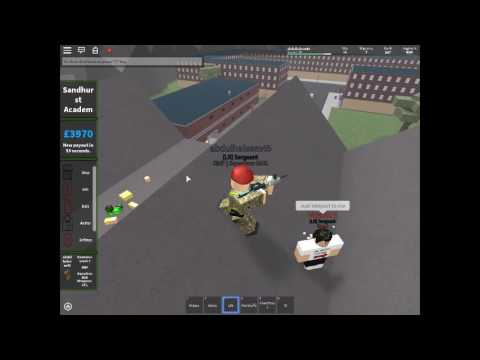 2 3 Raiders At Sandhurst Military Academy Roblox By Roblox Dons