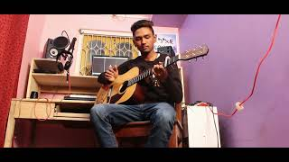 Mission China | Din Jwole Rati Jwole | fingerstyle cover | Addie Covers