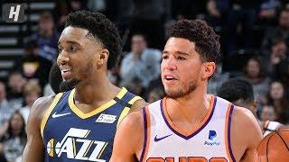 Phoenix Suns vs Utah Jazz - Full Game Highlights   February 24, 2020   2019-20 NBA Season