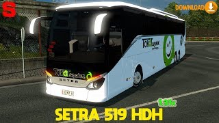 "[""Euro Truck Simulator 2"", ""Ets2.lt"", ""Ets2"", ""Ets2 mod"", ""mod"", ""modding"", ""Bus"", ""Coach"", ""Bus mod"", ""Coach mod"", ""Bus ets2"", ""Coach ets2"", ""Setra"", ""Setra coach"", ""Setra 519 HDH"", ""subscribe"", ""like"", ""SiMoN3"", ""Mr. GermanTruck"", ""YouTube"", ""SCSoftware"