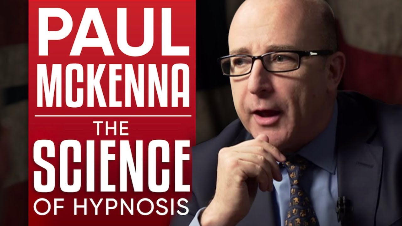 PAUL MCKENNA - THE SCIENCE OF HYPNOSIS - Part 1/2 | London Real