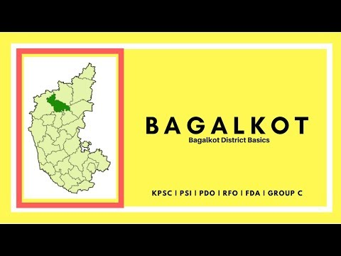 Bagalkot District