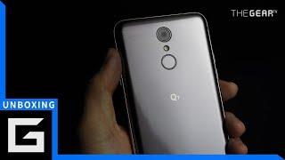 LG 준 프리미엄 스마트폰, LG Q7 개봉기 : LG Q7 Unboxing