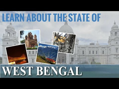 Learn About The State Of West Bengal - General Knowledge