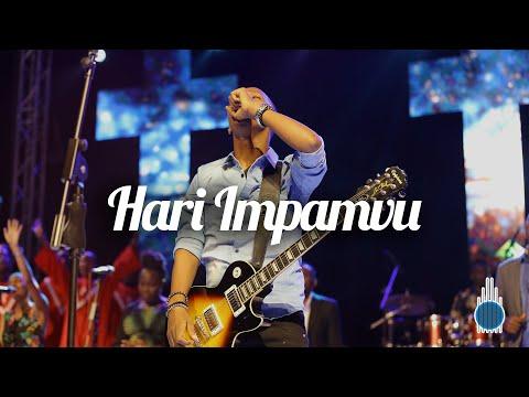 Israel Mbonyi - Hari Impamvu (Live)