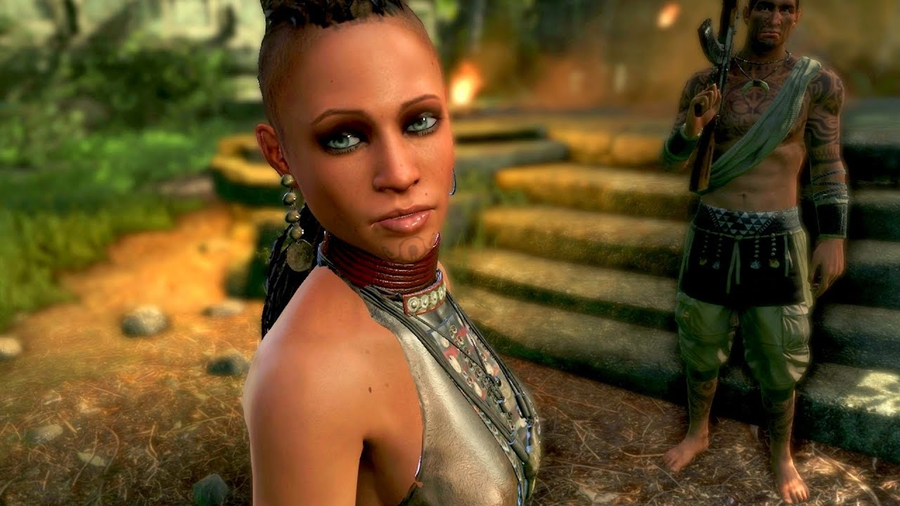 Far Cry 3 Pc  Rescue Liza  Meet Citra - Youtube-5423