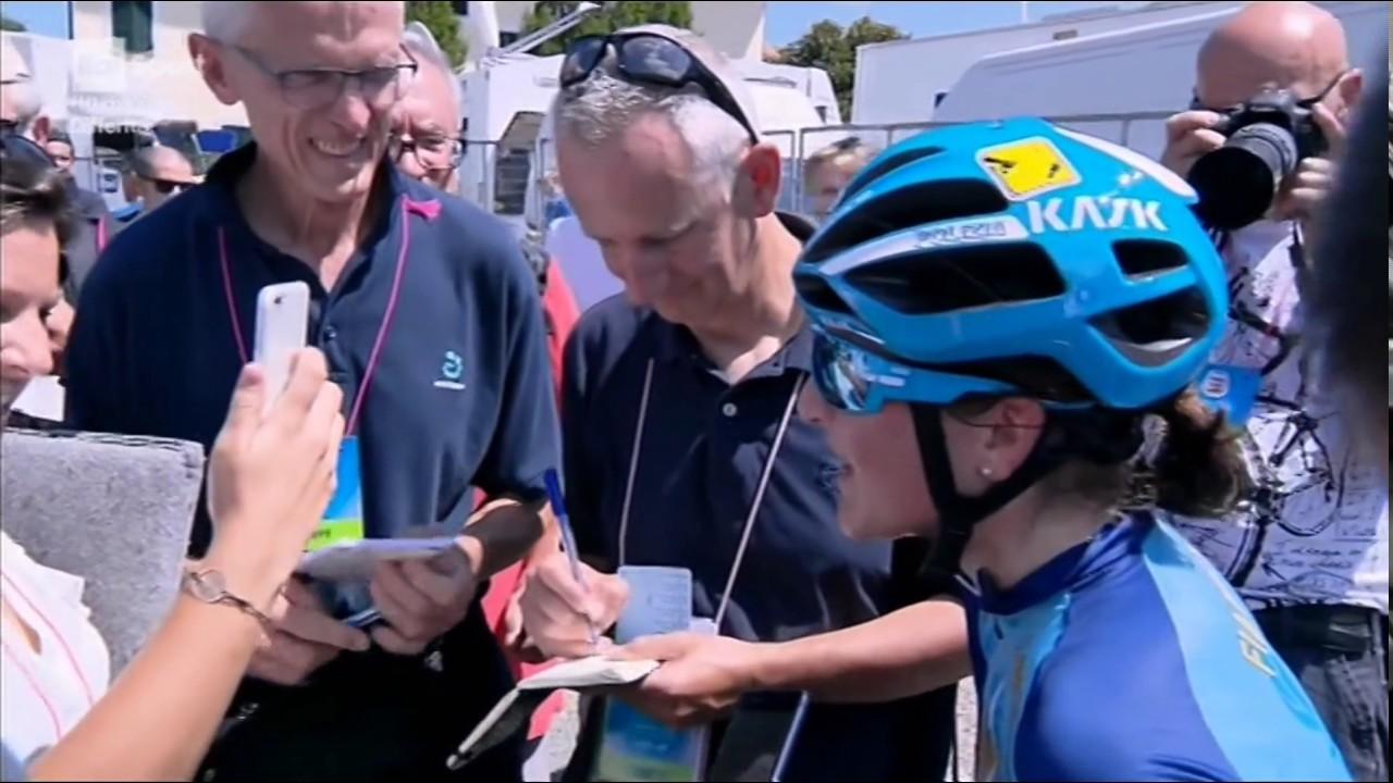 Campionati Italiani di ciclismo femminile elitè