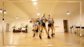 "4MINUTE - ""Crazy"" Dance Cover by Black Queen"