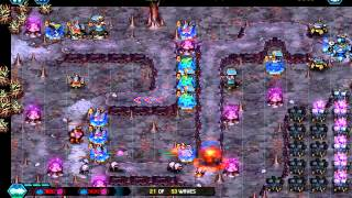Tower Defense - Level E5 Nailed [Android Game Gameplay]