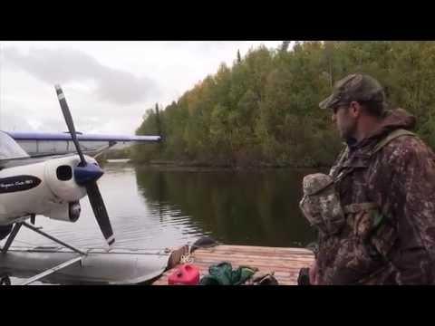 Dropped Alaska Moose hunt part 1of 2