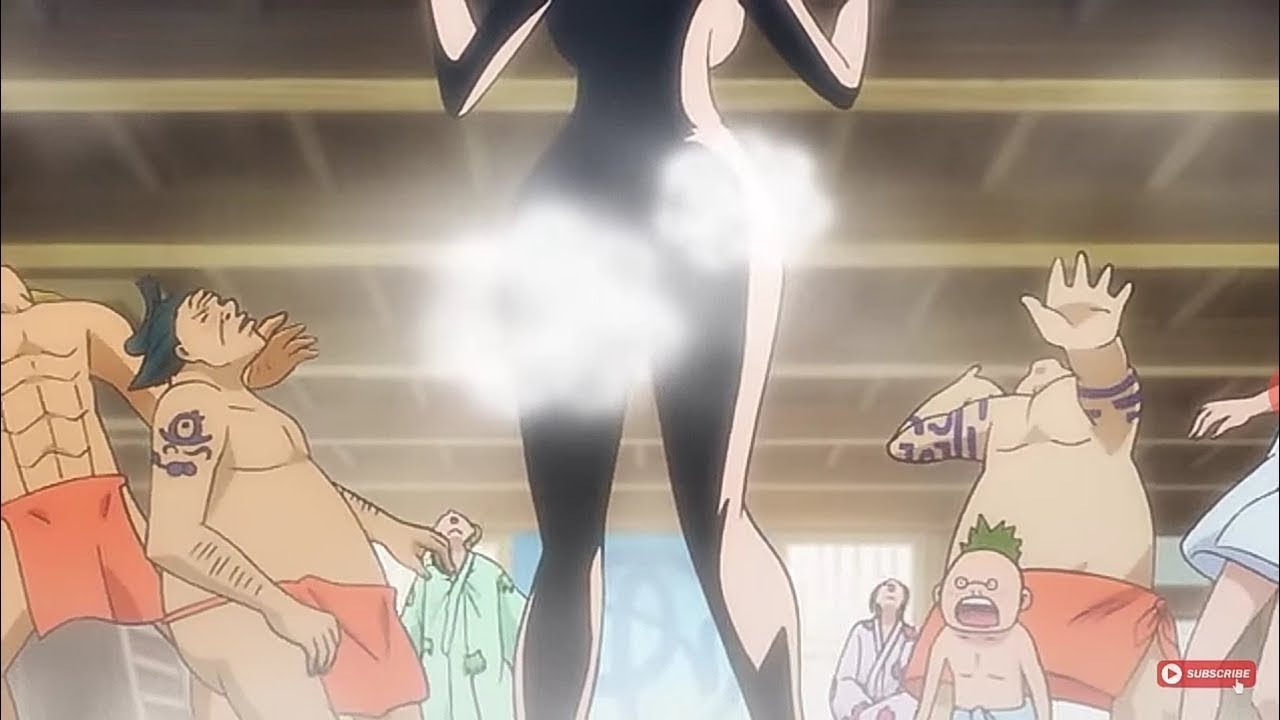 One Piece - Namis Naked !! Episode 932 - YouTube