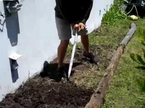 Parte 2 - Huerta Orgánica.Preparación del suelo. Herramientas ...