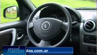 Renault Logan Test Drive