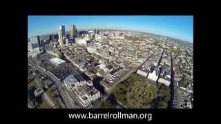 Barrelrollman - Jackson Square & St Louis Cathedral, New Orleans 3/2014