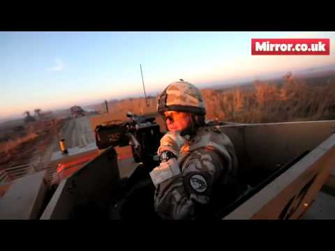 Road trip to the Afghan front line